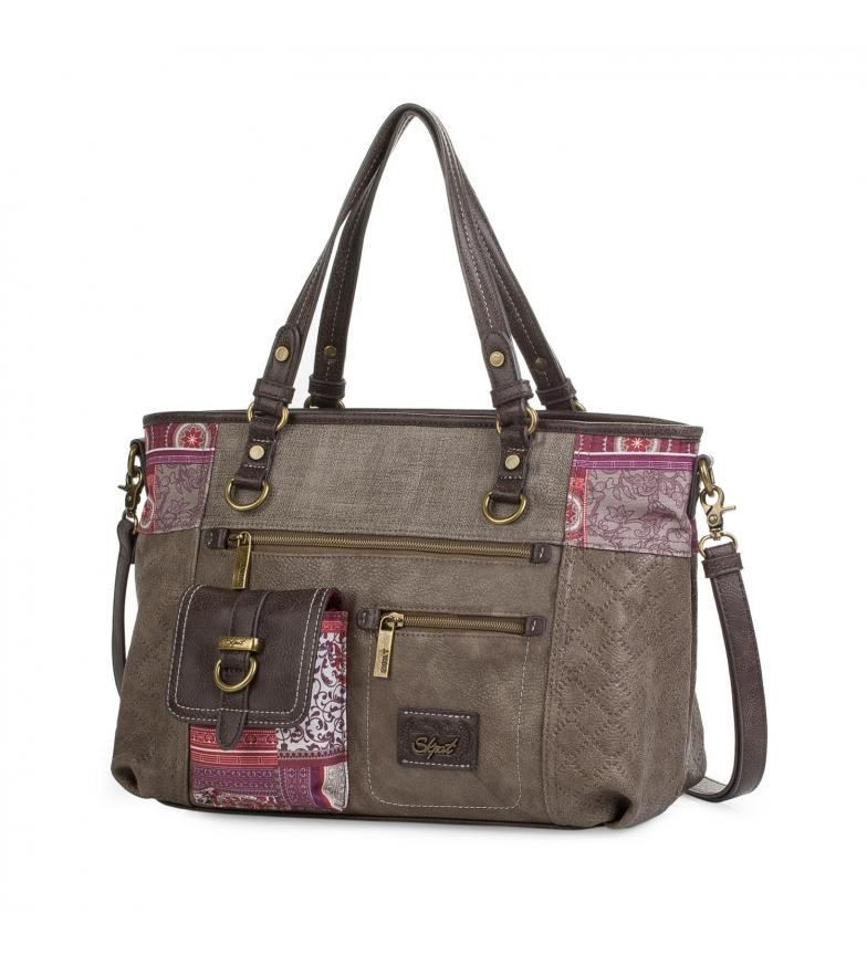 Comprar Skpat Shoulder bag 95481 brown -26x38x12cm