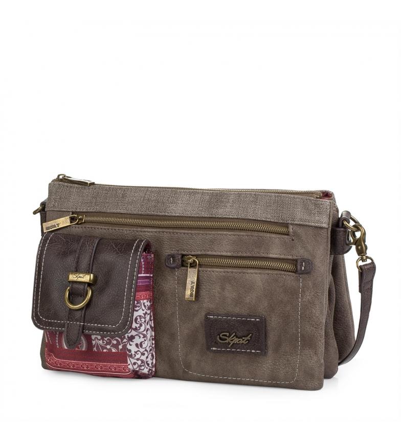 Comprar Skpat Shoulder bag 95490 brown -19,5x29x3cm