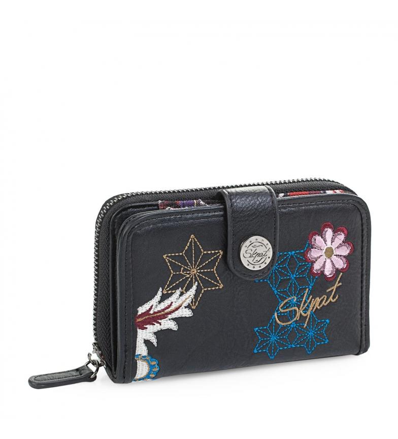 Comprar Skpat Portefeuille 95514 noir -9x14cm