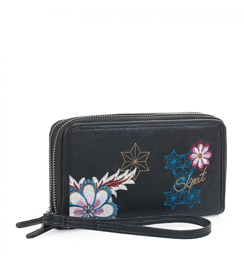 Comprar Skpat Wallet 95517 black -10x19cm