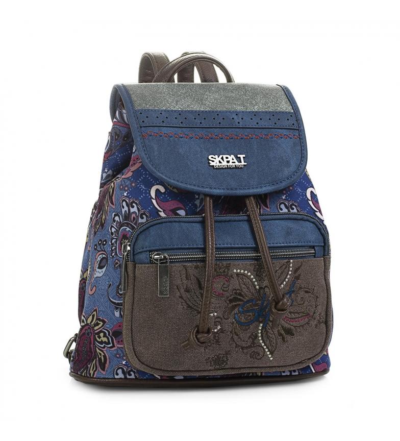 Comprar Skpat Backpack 95628 blue -32x26x10cm