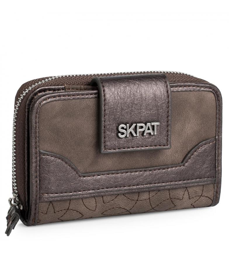 Comprar Skpat Carteira 303814 castanha -9x14x2cm