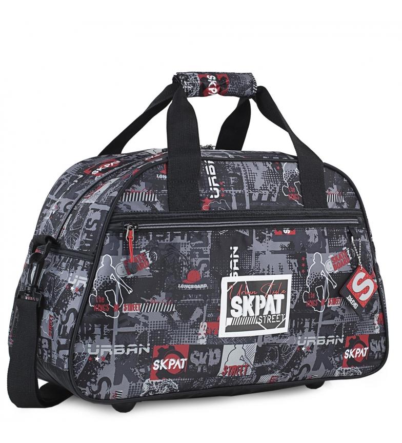 Comprar Skpat Bolsa Infantil de Deporte 131645 negro -45x28x20cm-