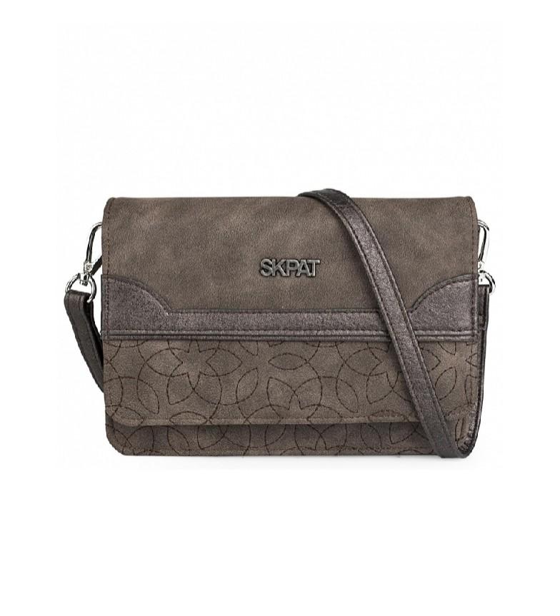Comprar Skpat Saco de Ombro e Bum Bag Pequeno 303835 castanho -13x19x1cm