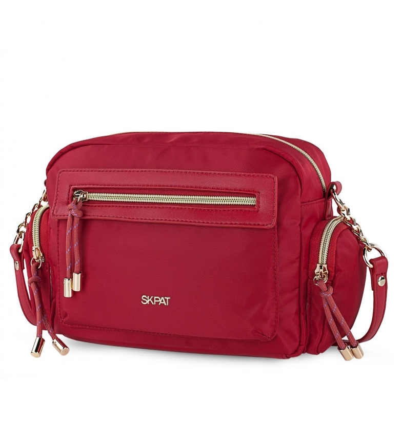 Comprar Skpat Bolso Bandolera 307657 -28x17,5x11cm- rojo