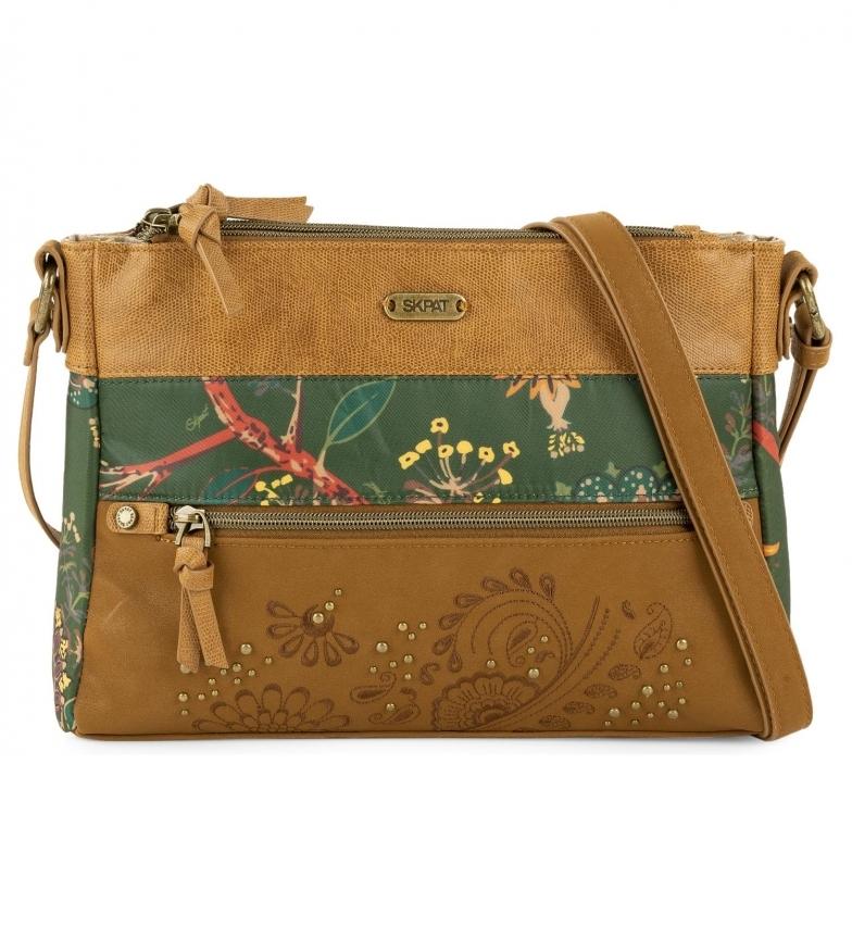 Comprar Skpat 09333 saco de ombro castanho 09333 -29x20x8,5 cm