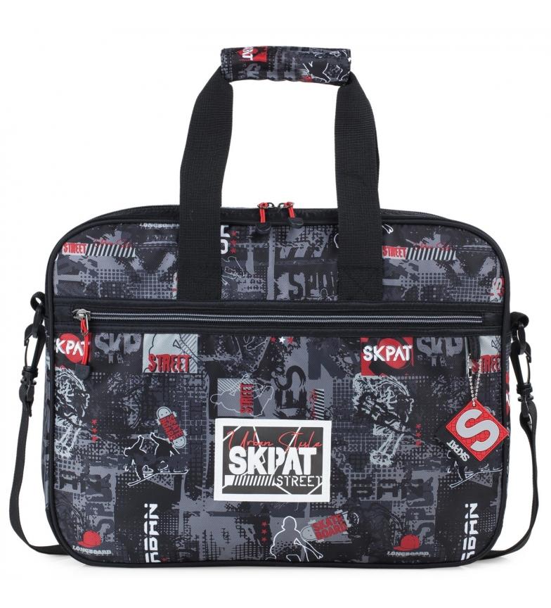 Comprar Skpat Urban Boy Briefcase Bag Skater Graffiti 131606 nero -39x29x6cm-