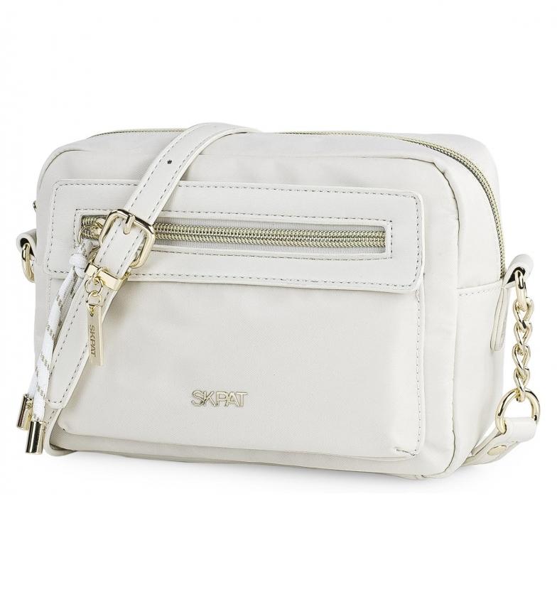 Comprar Skpat Bolso pequeño con bandolera 307686 -21x15x8cm- blanco