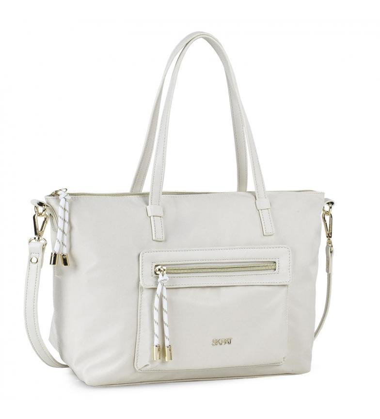 Comprar Skpat Saco de compras 307681 -37x23x14cm- branco