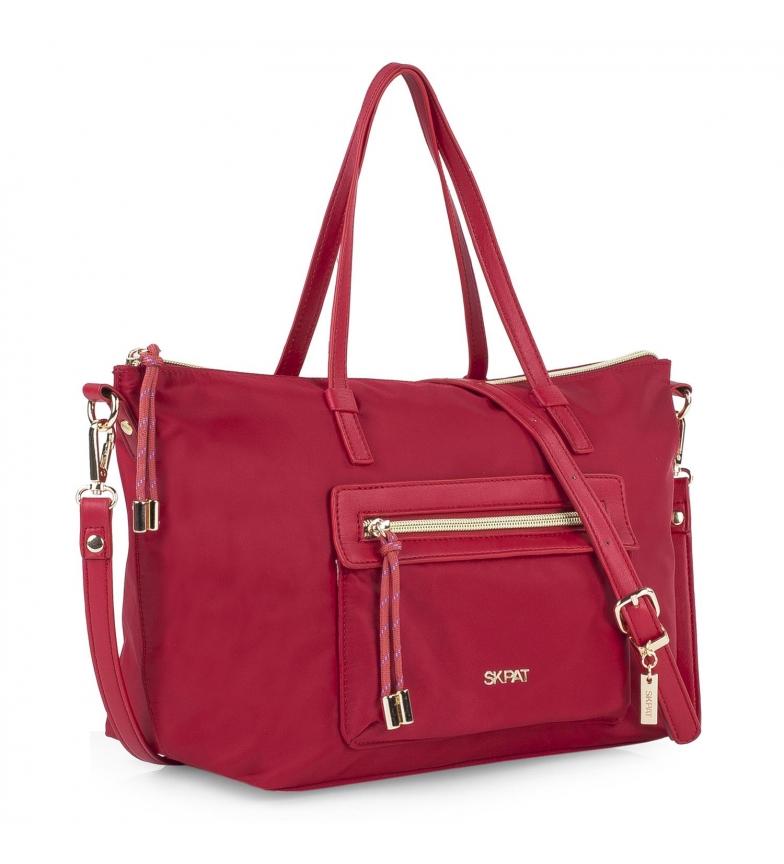 Skpat Borsa shopping 307681 -37x23x14cm- rossa