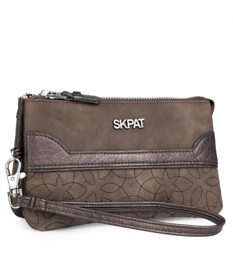 Comprar Skpat Large Coin Purse 303819 brown -9x17,5x1cm