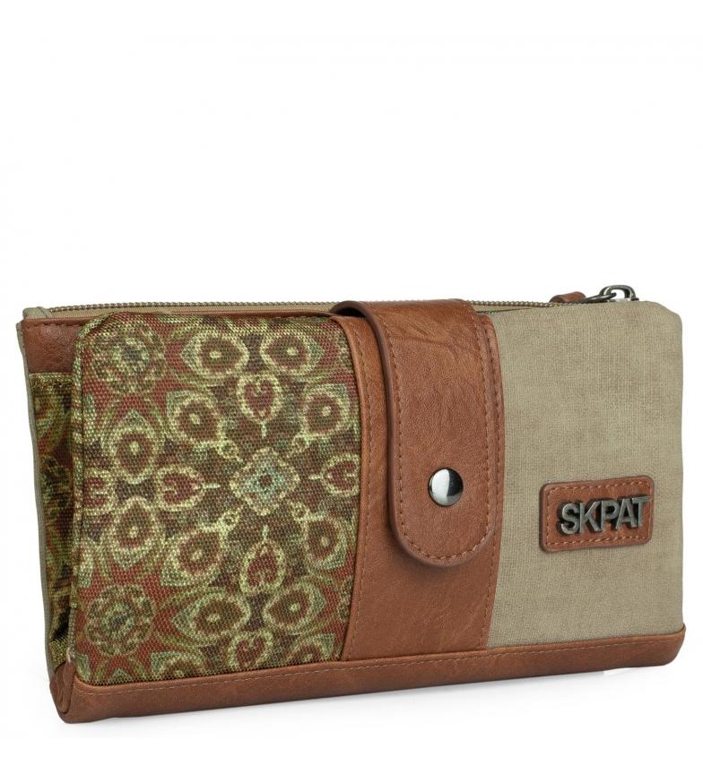 Comprar Skpat Wallet Brown 303945 -10x18x1cm