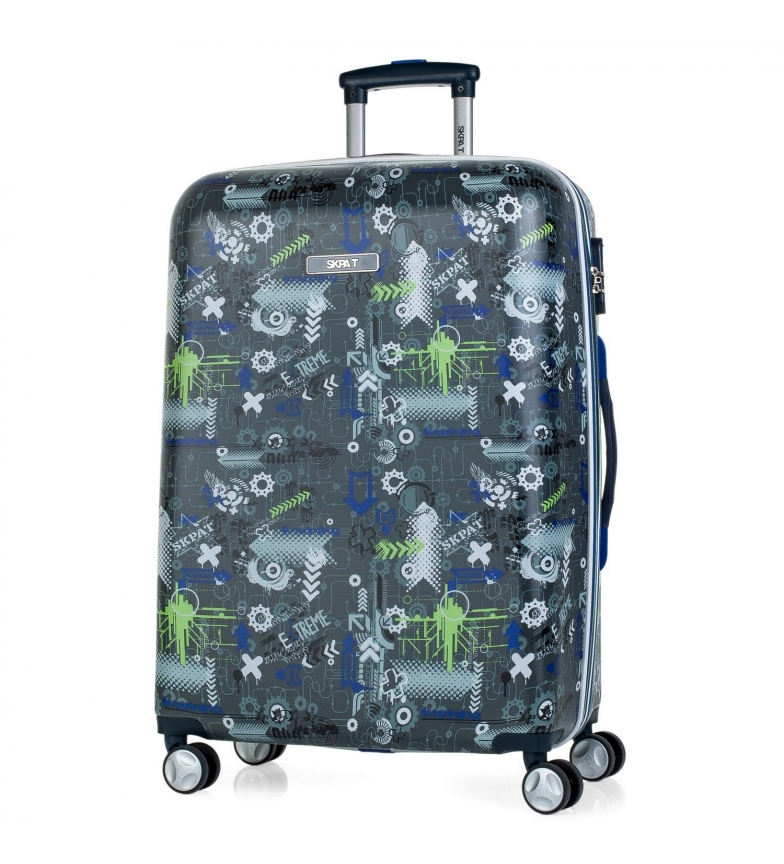 Comprar Skpat Travel bag trolley 60cm Skpat Extreme Travel grey -67x44x24cm