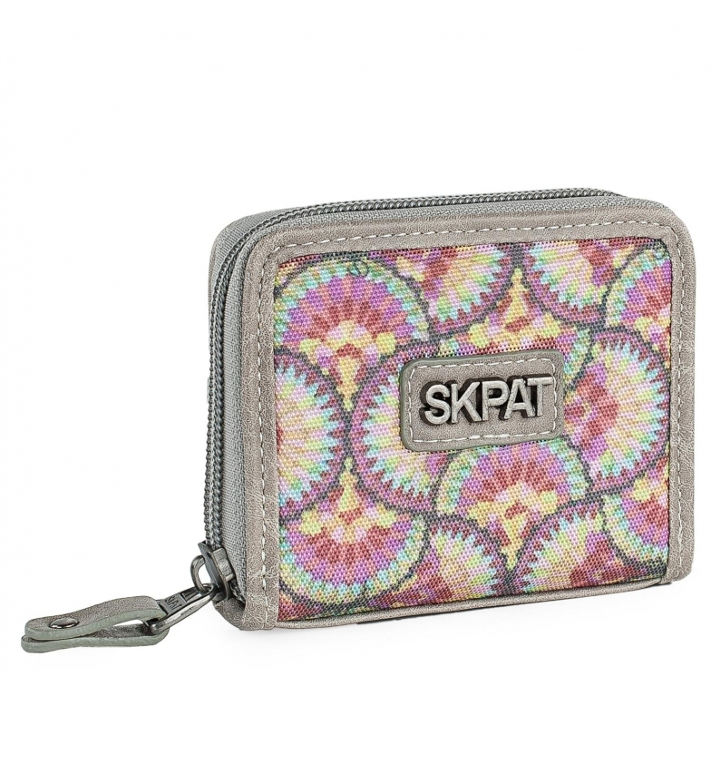Comprar Skpat Small purse with wallet and billfold 306326 -10,5x8x1,5cm- pink