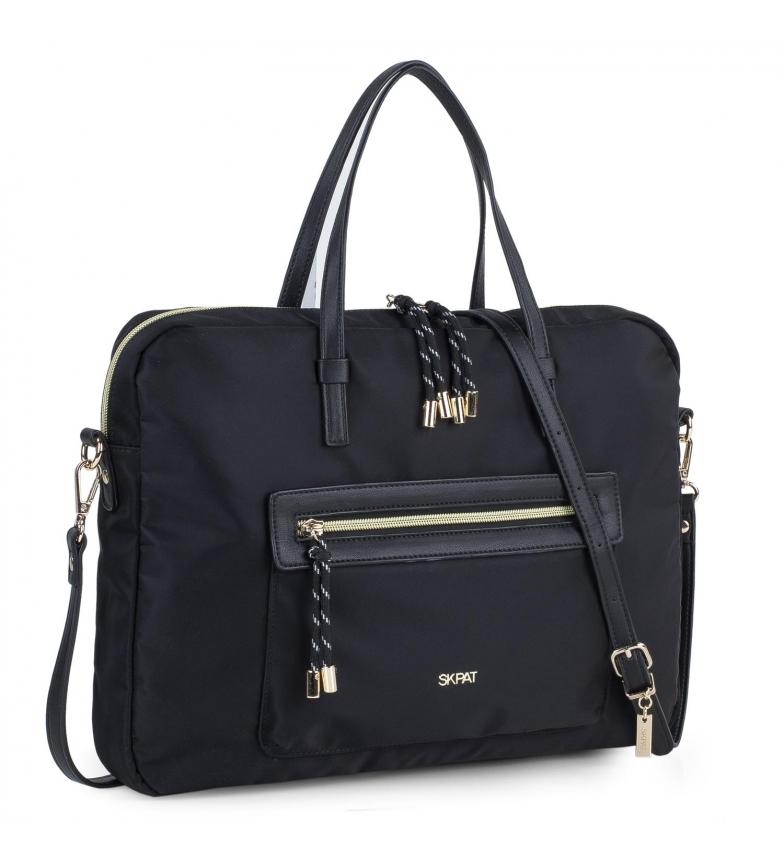 Comprar Skpat Document bag with shoulder strap 307638 -38x29x6cm- black