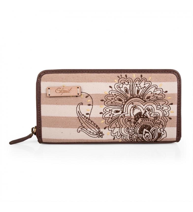 Comprar Skpat SKPAT Country wallet color marrone -9,5x19x-