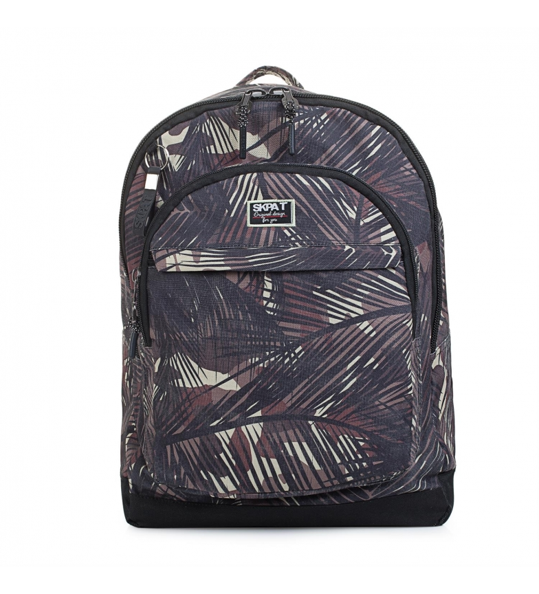 Comprar Skpat SKPAT Zaino School Line colore nero -43x33x16-