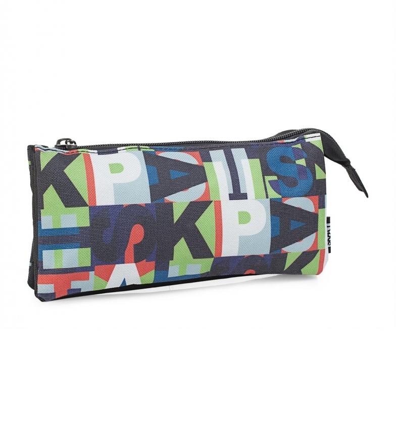 Comprar Skpat SKPAT Porta Extreme Triple Esport couleur noir -23x11x3-