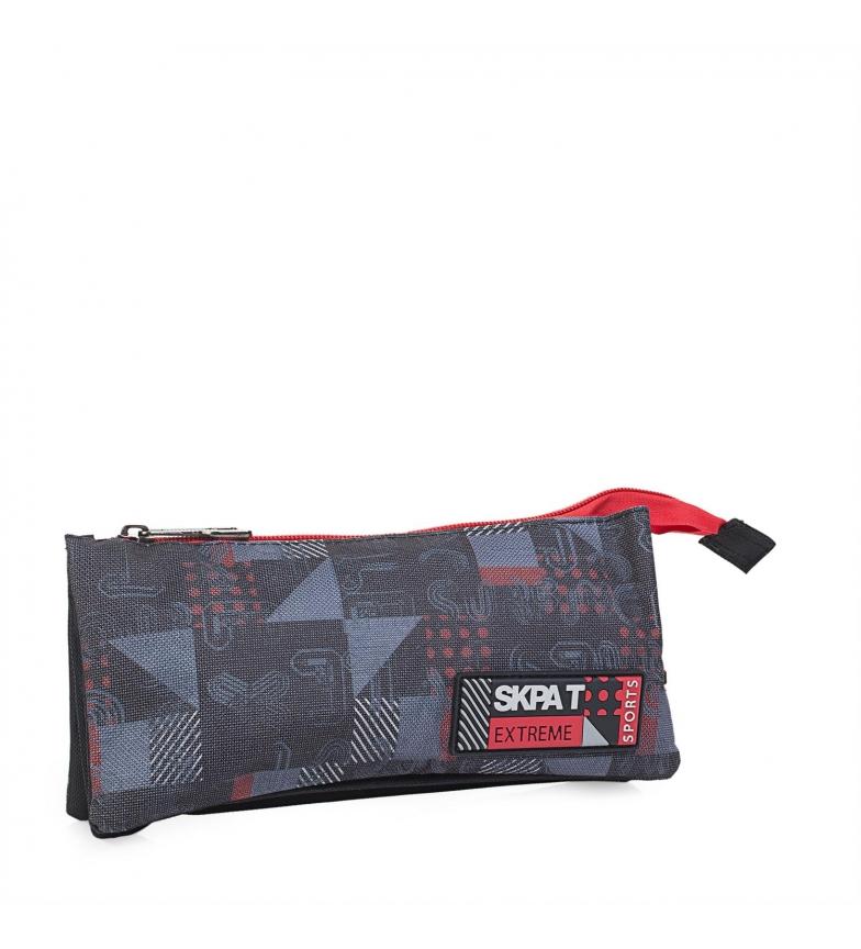 Comprar Skpat SKPAT Portatodo Triple Radical color black -23x11x3-