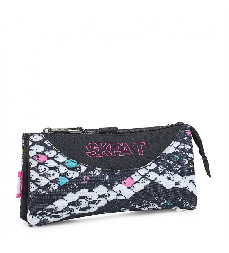Comprar Skpat SKPAT Portaledo Triple School Line color black -11x22x10-