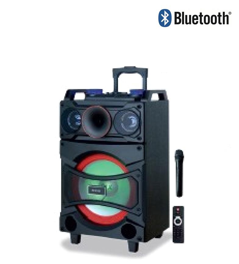 Comprar Sogo Altavoz trolley multimedia con bluetooth