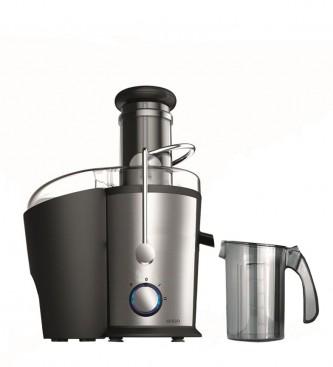 Comprar Sogo SOGO Juice Extractor silver, black-Power 800W / Capacity 1 liter / 2 speeds-