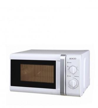 Comprar Sogo Microwave oven SOGO white-Capacity 20 liters / Power 700W-