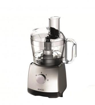Comprar Sogo Argento Sogo Cucina Mini Robot, 400W / multifunzione nero-Power / Capacità 1,2 litri