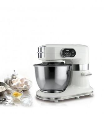 Comprar Sogo Robot de cocina SOGO acero inoxidable -Consumo 1000W / Bol mezclador de 5 litros-