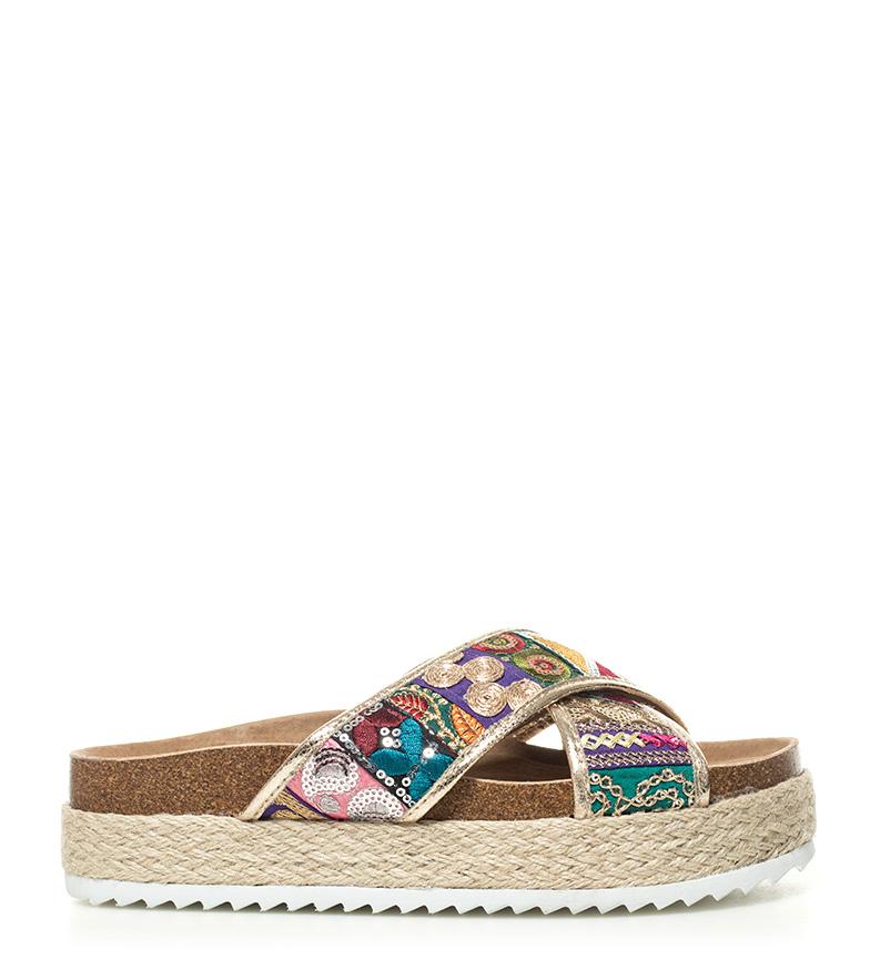 Comprar Sonnax Sadie multicolored sandals - Platform height: 5cm-