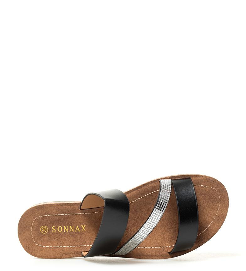 Geno Geno Sonnax Sandalias Sandalias Sonnax negro Sandalias negro Sonnax Sandalias Geno Sandalias negro Sonnax Geno negro Sonnax xXqAgwZv