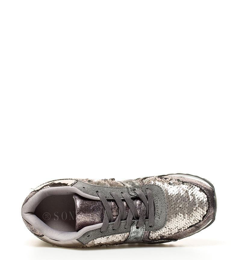Sonnax - Teji chaussures coin noir -height intérieur: 5cm 6r2v2bqA