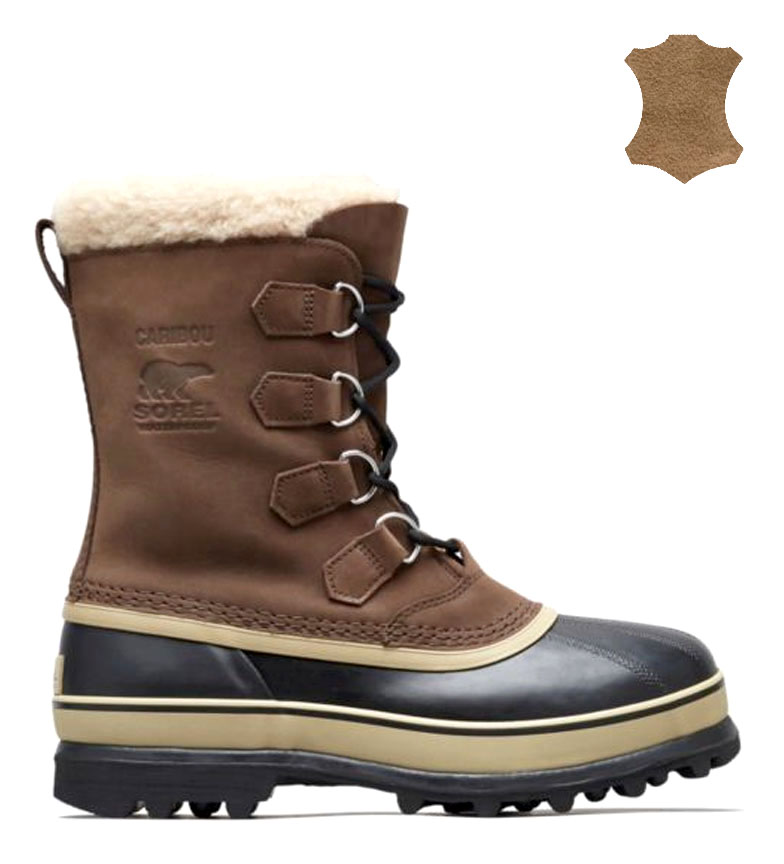 Comprar Sorel Caribou brown snow boots