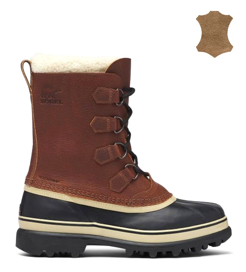 Comprar Sorel Caribou snow boots WL brown