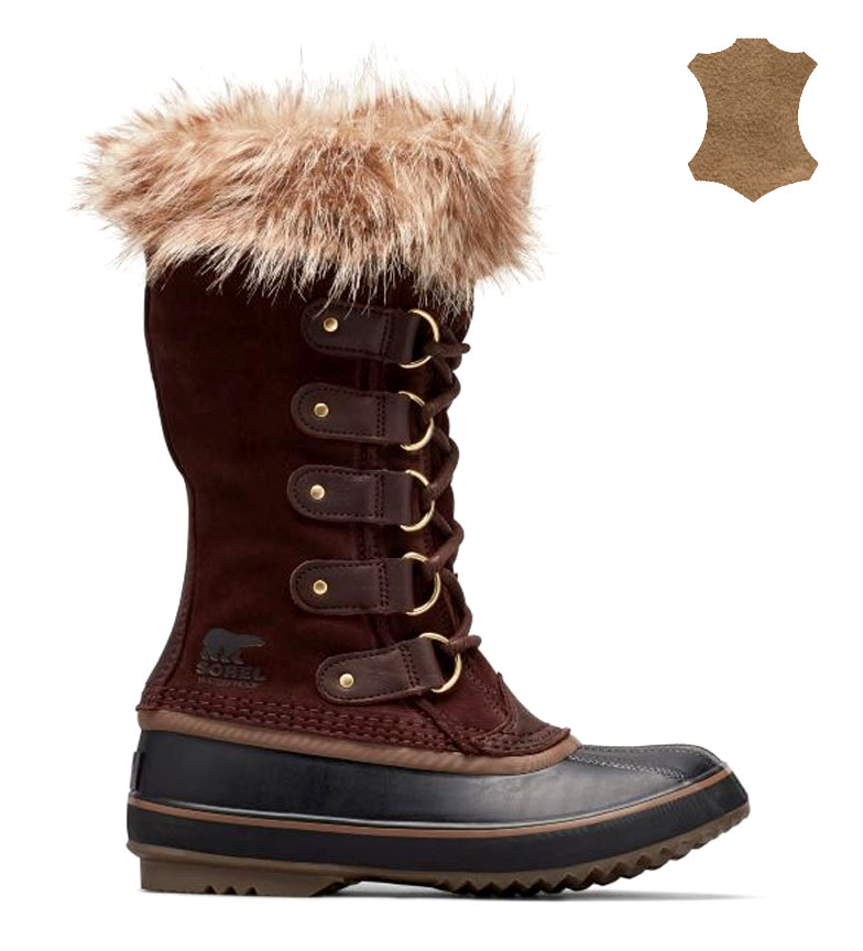 Comprar Sorel Snow boots Joan of Arctic DTV brown
