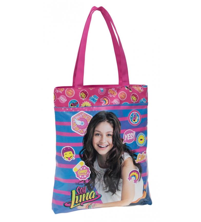 Comprar Soy Luna Je suis sac shopper Pink Moon