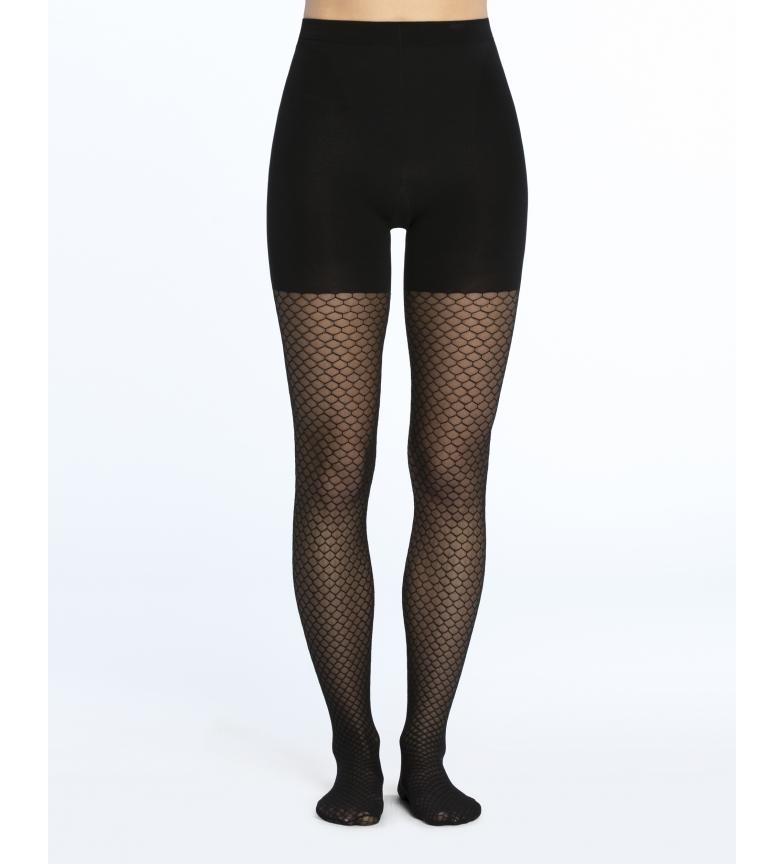 Comprar Spanx Panties de Rejilla de Talle Alto 20125R negro