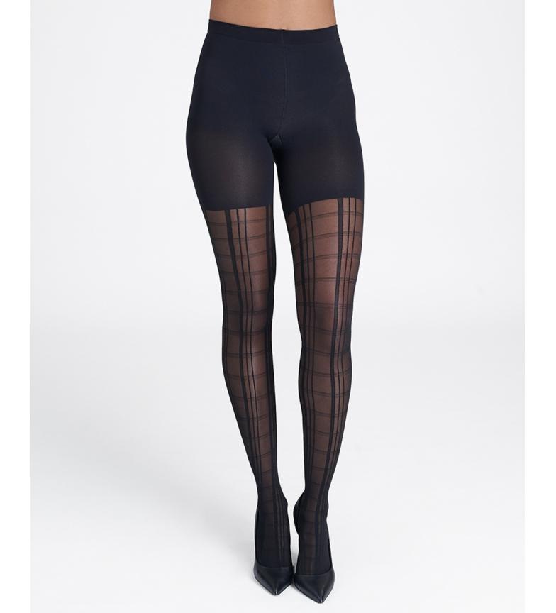 Comprar Spanx Panty Fantasía de Cuadros 20235R negro