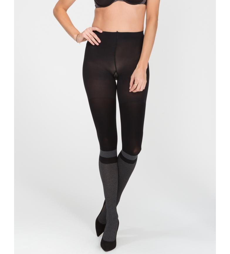 Comprar Spanx Panty Estampado de Calcetines 20036R negro