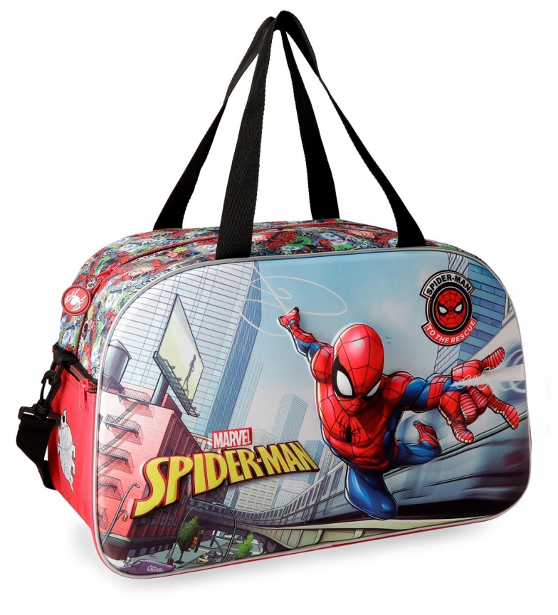 Comprar Spiderman Mala de viagem Spiderman Grafiti frontal 3D -45x28x21cm-
