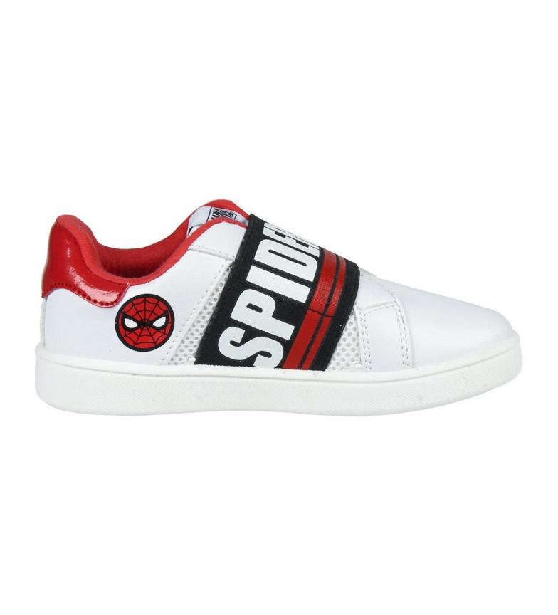 Comprar Mickey Zapatillas Bajas Spiderman blanco