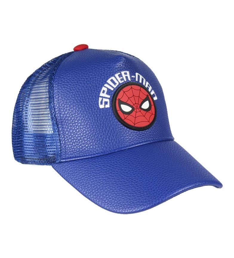 Comprar Spiderman Boné premium Azul Homem-Aranha