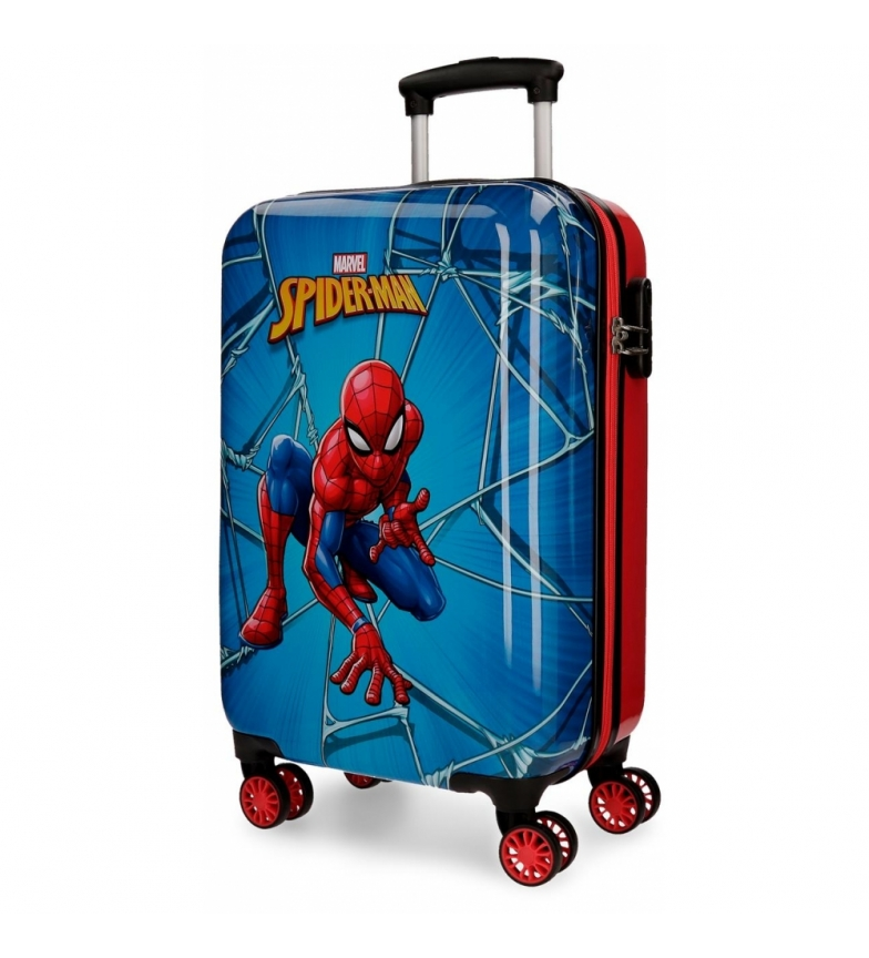 Comprar Spiderman Caixa rígida da cabine Spiderman Black -34x55x55x20cm