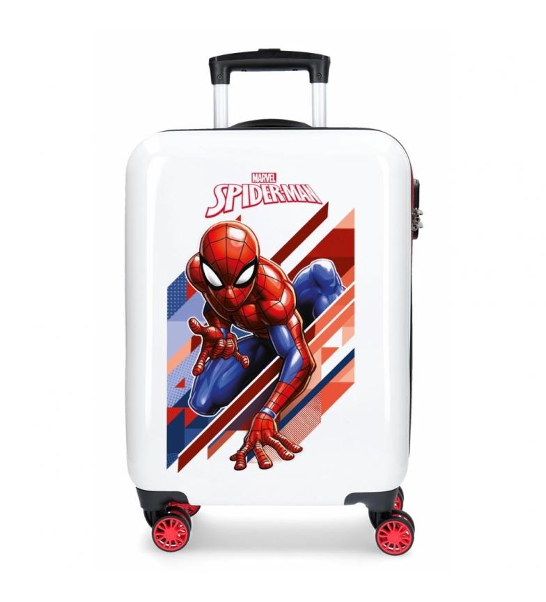 Comprar Spiderman Valigia rigida cabina Spiderman Geo 36x55x55x20cm-