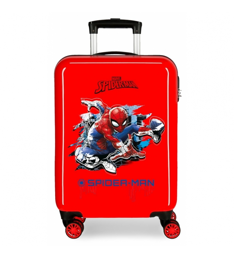 Comprar Spiderman Housse de cabine rigide Spiderman rouge -38x55x20cm