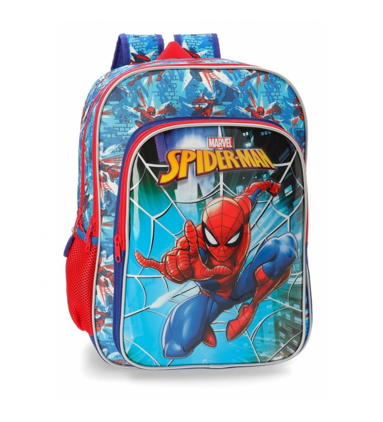 Comprar Spiderman Spiderman Street Backpack -30x40x13cm