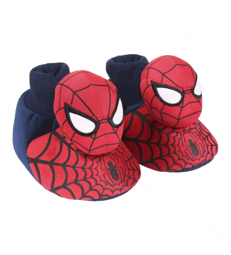 Comprar Spiderman Spiderma 3d House Slippers