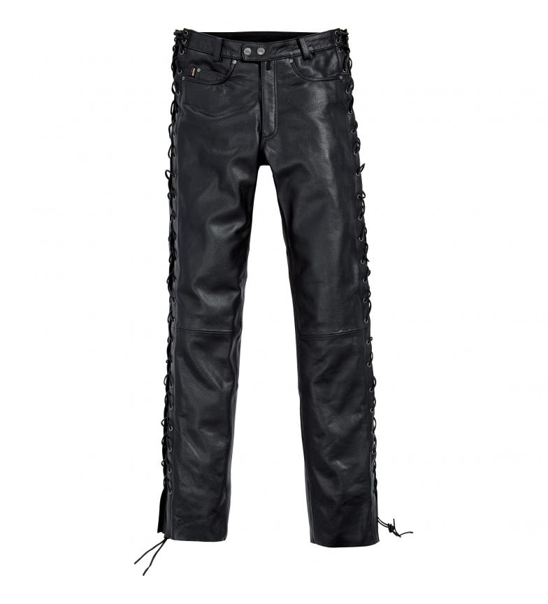 Comprar Spirit Motors Calças de couro com cordões Spirit-Up 1.0 preto