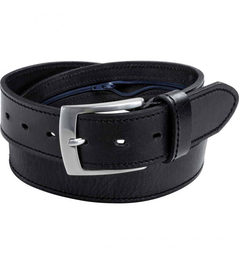 Comprar Spirit Motors Spirit Motors leather money black belt