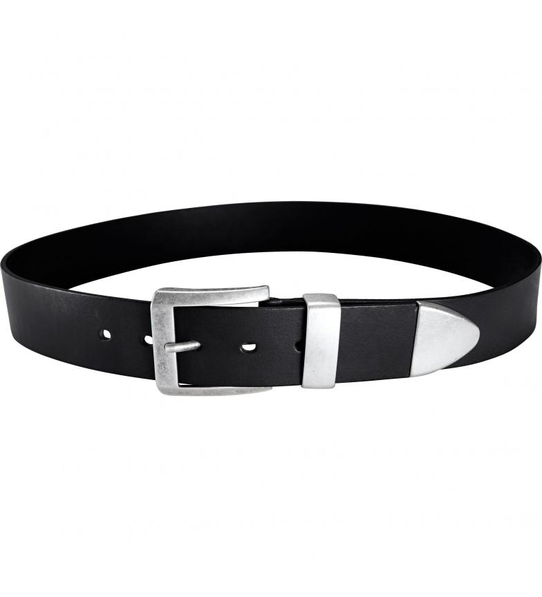 Comprar Spirit Motors Spirit Motors heavy metal black leather belt